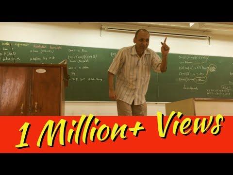 Prof. Pawan Kumar Class | IIT Kharagpur | Computer Architecture and Organisation | Mathematics