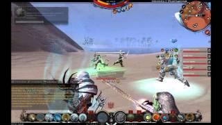Darkfall Unholy Wars Ray Mage PvP (Battle Smurf)
