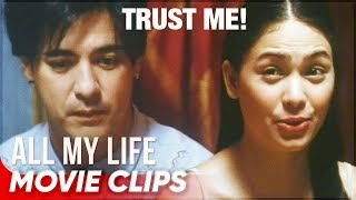 Sam and Louie's first date! (1/7) | 'All My Life' | Movie Clips