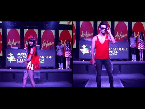 Asia New Star Model Contest 2014 - The Butter Factory KL Public Catwalk Challenge (Episode 7)