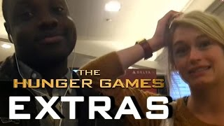 EXTRAS - The Hunger Games - The Tribute Diaries