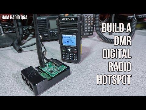 DVMega and Pi-Star DMR Hotspot - Ham Radio Q&A