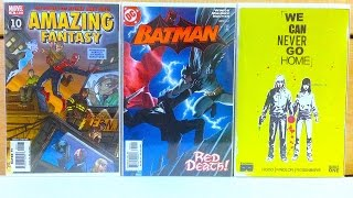 Comic Book Haul #114: KEEP IT HOT!
