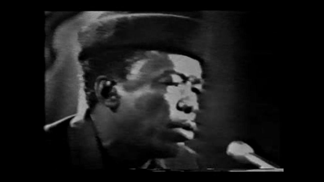 john lee hooker at detroit tube works 1970 - youtube
