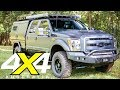 Custom 2017 Ford F250: Black Ops Edition Review   4X4 Australia
