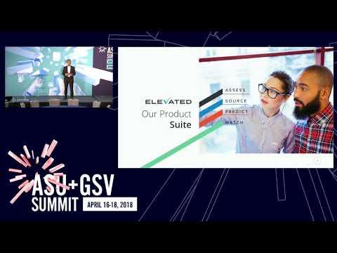 ASU GSV Summit: Elevated Careers eHarmony