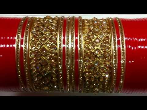 Wedding Chura, Punjabi Chura, Fancy Chura