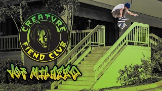 Creature Fiend Club: Joe Milazzo
