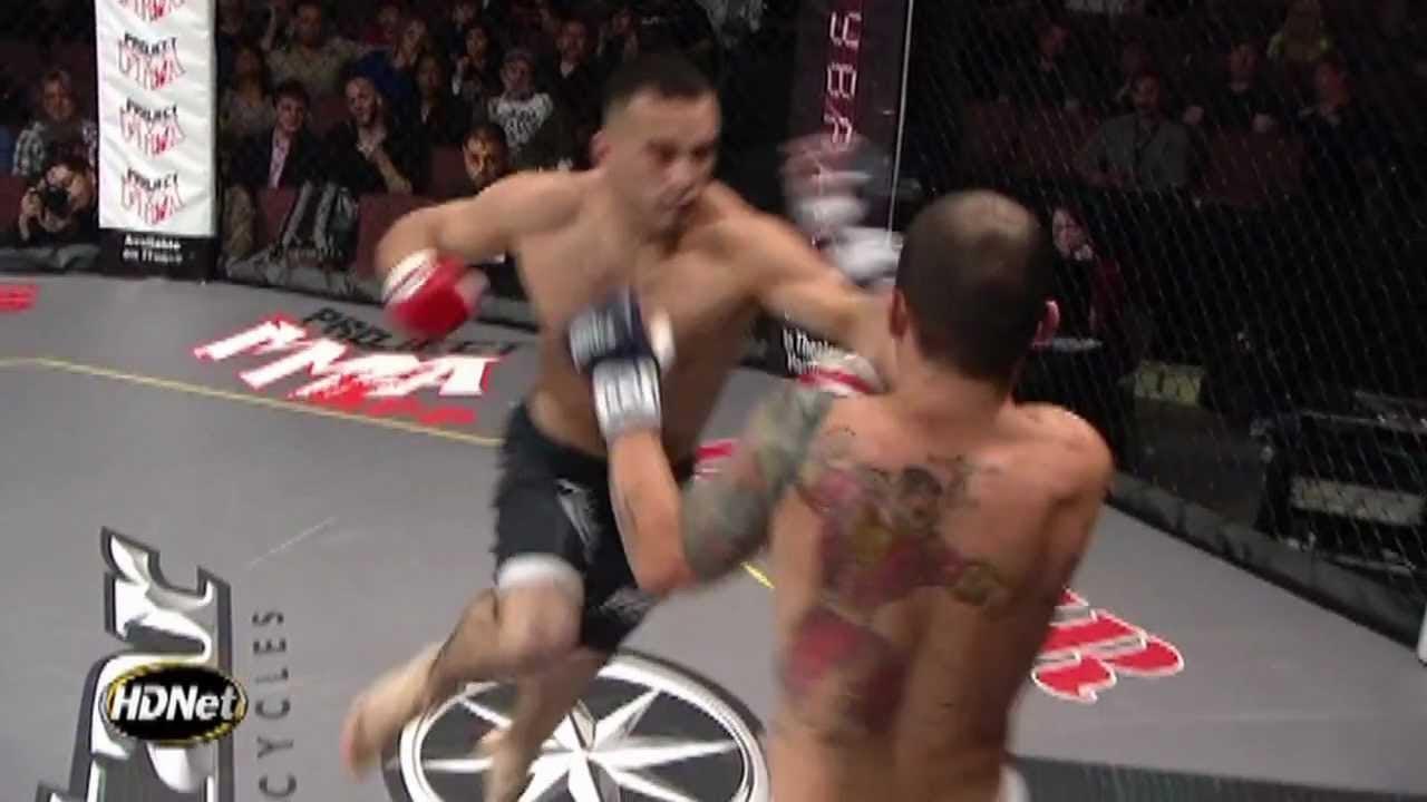 las mejores peleas de artes marciales mixtas