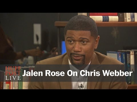 Jalen Rose: Chris Webber Should