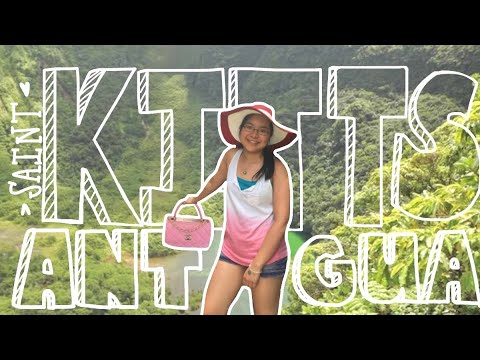 Phone Diary: St. Kitts & Antigua // Jenny Tee