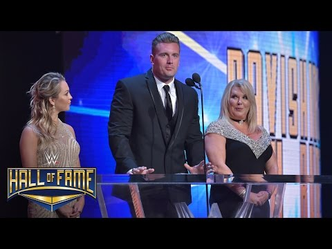 "Rick Rude's son offers a ""Ravishing"" tribute: WWE Hall of Fame 2017 (WWE Network Exclusive)"