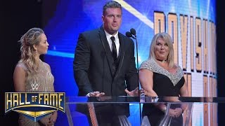 Rick Rude\'s son offers a \