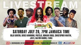 Reggae Sumfest Saturday Night July 20