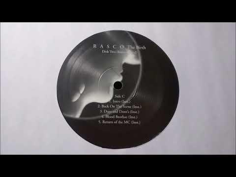 Rasco - Dues & Dont's (Inst.) [Prod. by His-Panik]