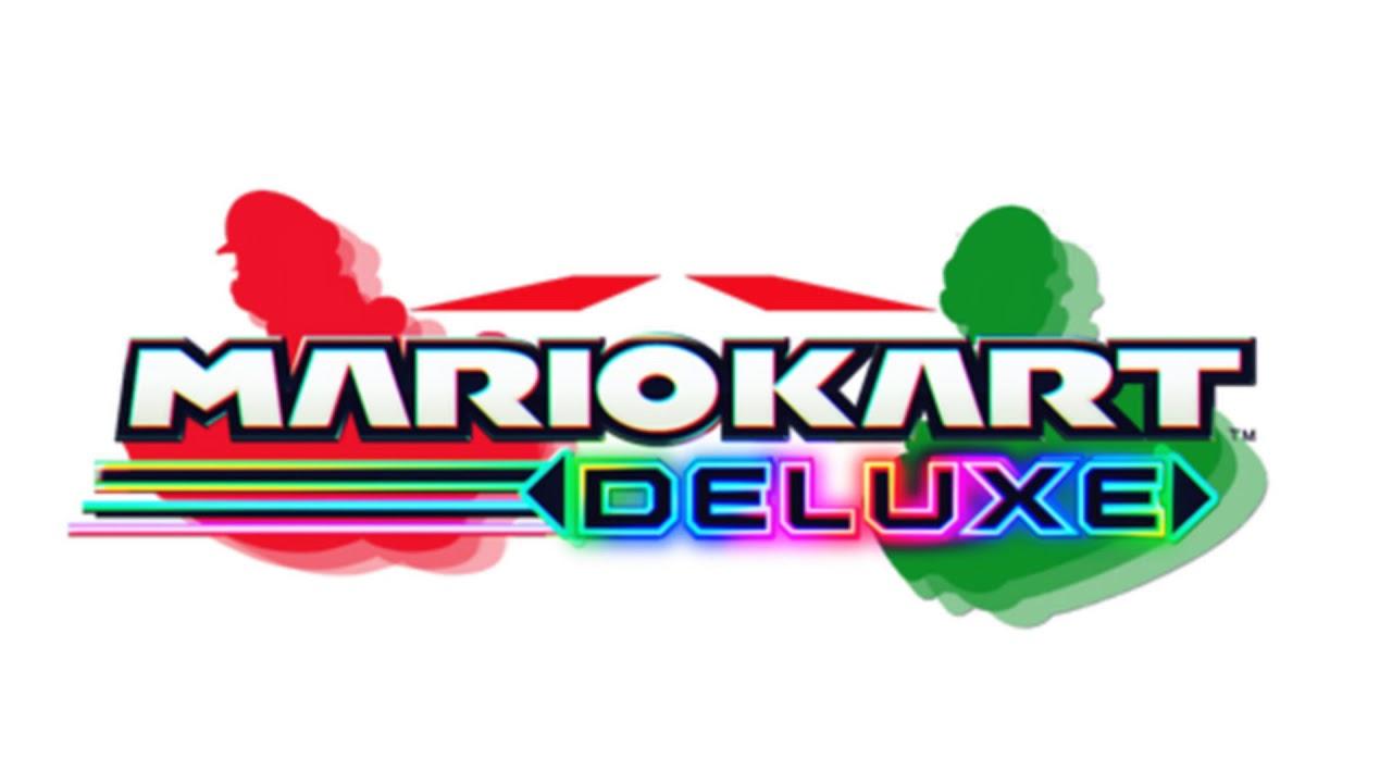 Title Screen Mario Kart Ds Deluxe Youtube