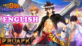 Video The God of Highschool 2017 English Gameplay Android / iOS download MP3, 3GP, MP4, WEBM, AVI, FLV Maret 2018