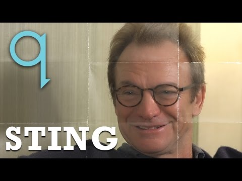 Sting: Maintaining his musical curiosity