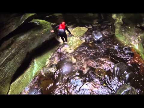 How Stean gorge Walking