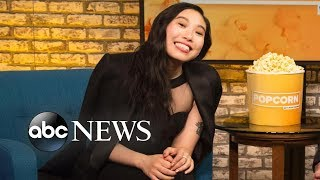'Ocean's 8' star Awkwafina on her 'delusional confidence'