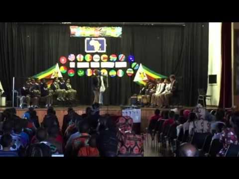 Westridge school play Africa Day