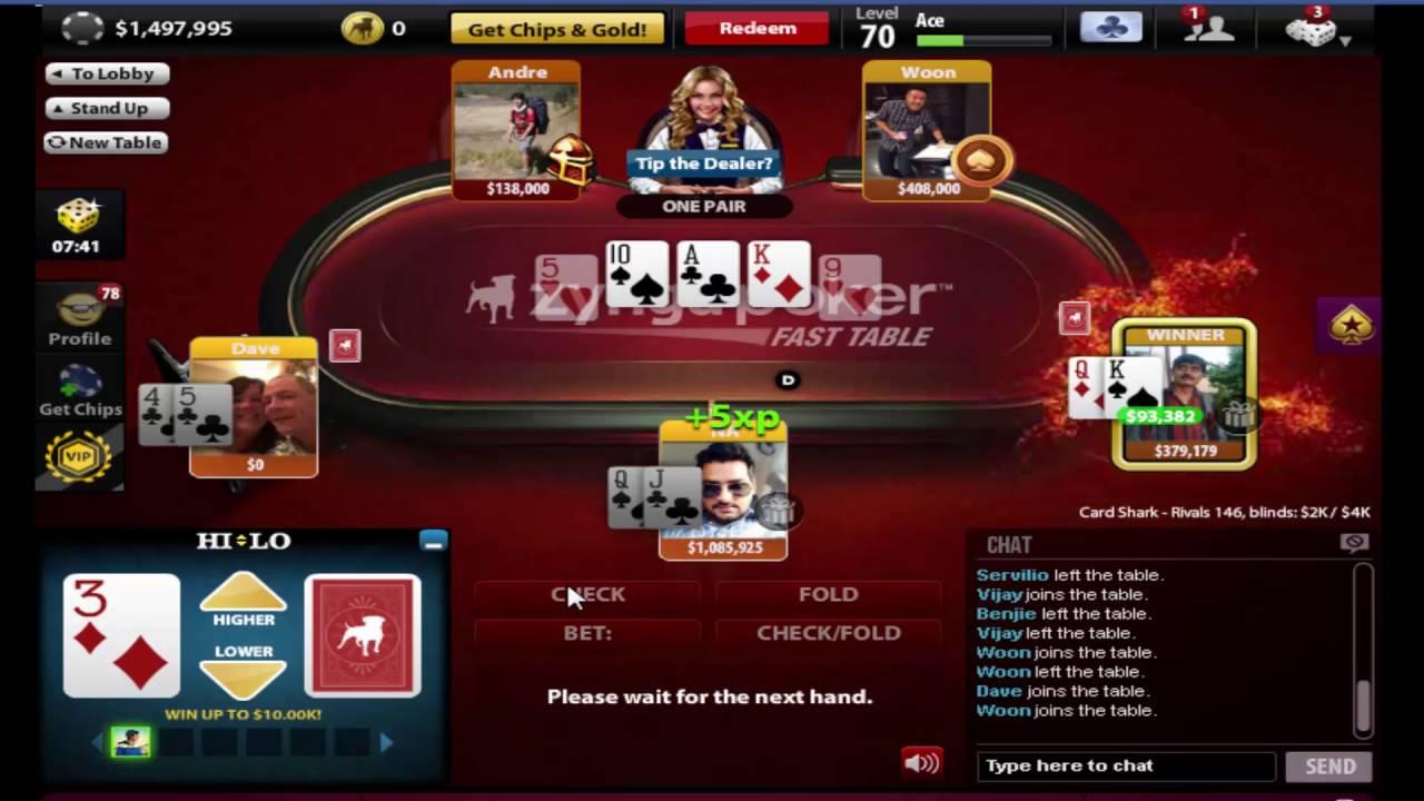 Zynga poker france geant casino tarbes bijouterie