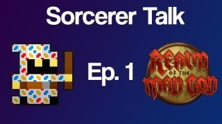 Realm of the Mad God Sorcerer Farming + News! 2013
