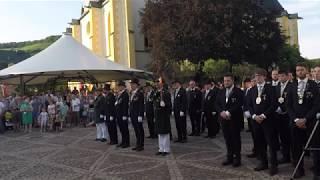 Schützenfest 2018 - Großer Zapfenstreich
