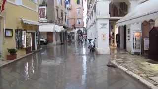 Život na Korfu - prosincový deštivý den Thumbnail