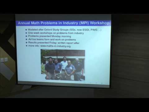 Panel: Industry-Academic partnerships