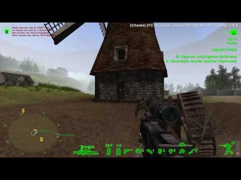 Americas Army 2.8.5 - 9 Players