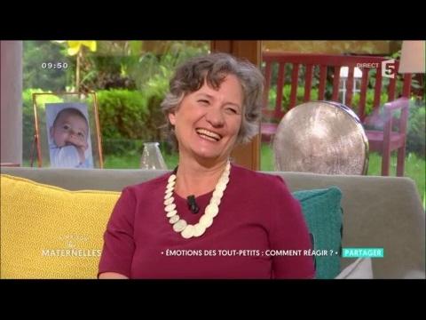 Comprendre les émotions de nos enfants avec Isabelle Filliozat - La Maison des Maternelles