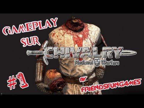 Gameplay : Découverte de Chivalry Medieval Warfare en coop ! [ FR HD ]