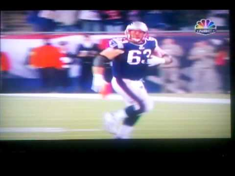 Dan connolly patriots kick return