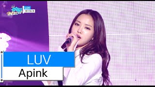 Gambar cover [HOT] Apink - LUV, 에이핑크 - 러브, Show Music core 20151226