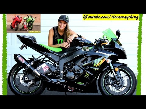 Cars and Motorcycles: Hulyan's Dad Riding Fast Sportbikes and Driving Sportscars