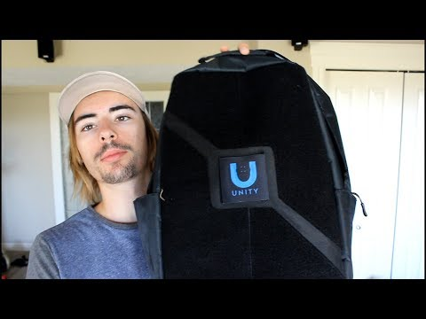 Unity Skateboard Backpack Review