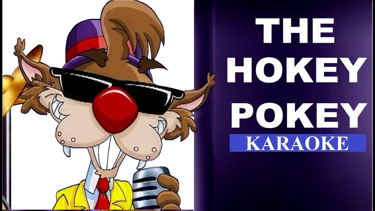 The Hokey Pokey Karaoke - YouTube