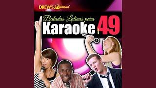Entre Tu Y Mil Mares (Karaoke Version)