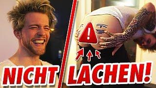 Schaffst du es NICHT zu lachen?