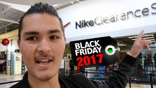 Black Friday Shopping at Nike!! (Crazy Deals!)