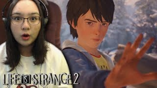 DANIEL WHAT ARE YOU DOING?! - Life is Strange 2: Episode 2 Rules Trailer Reaction/Discussion