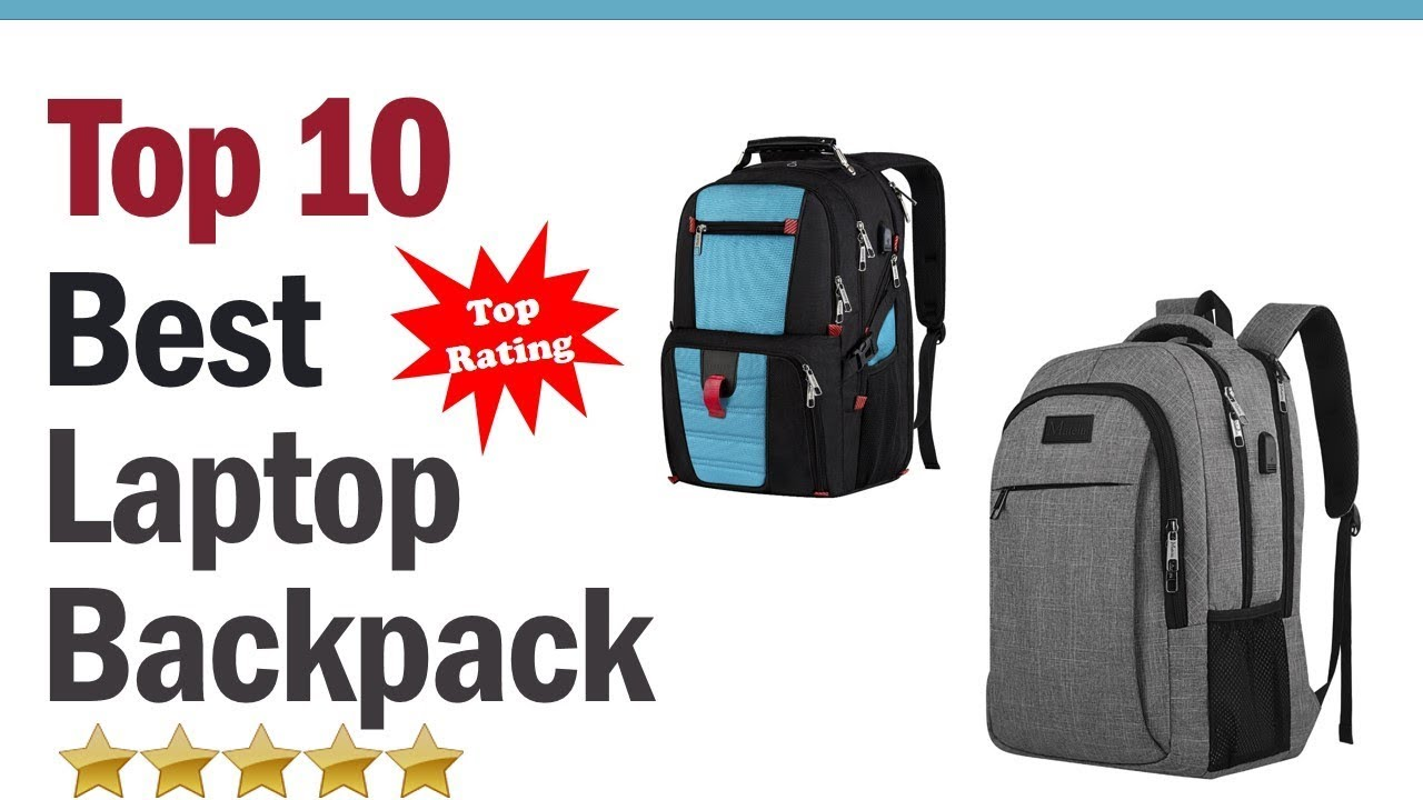 8dc4a2c826e8 Best Laptop Backpack 2019  Top 10 Best Laptop Backpack - YouTube