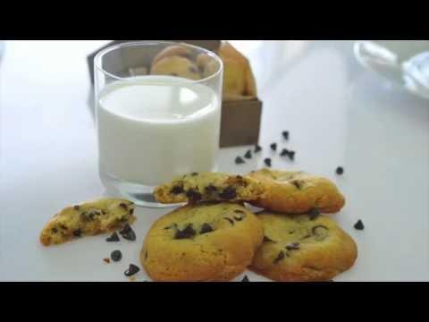 كوكيز بالشكولاتة Chocolate Cookies