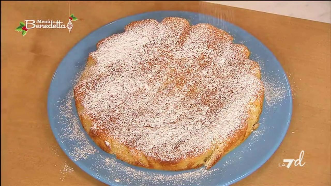Ricetta torta al cocco di benedetta