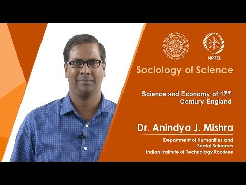 Lecture 08 Science and Economy of 17th Century England