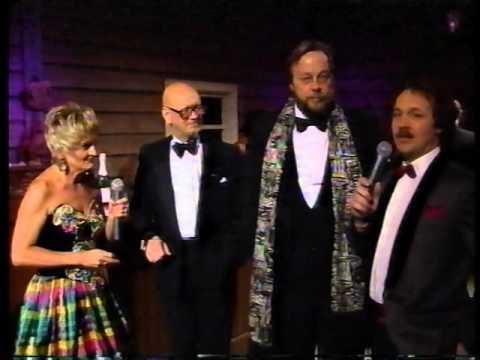 A . Aallon Rytmiorkesteri -  Tähdet meren yllä @ Kanavanvaihtokarnevaalit (1992)