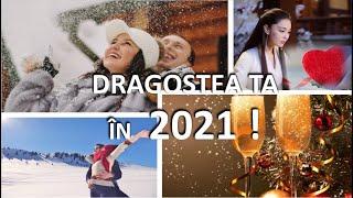 DRAGOSTEA TA IN 2021! Etalare interactiva. Alege o carte. Tarot interactiv. Tarot iubire.TaroTerapia