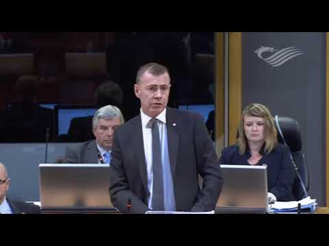 Adam Price responds to the Welsh Government Budget
