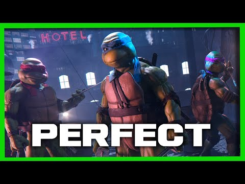 PERFECT Ninja Turtles CGI Designs? Artist Spotlight | TMNT Live-Action Reboot Should Look Like This!
